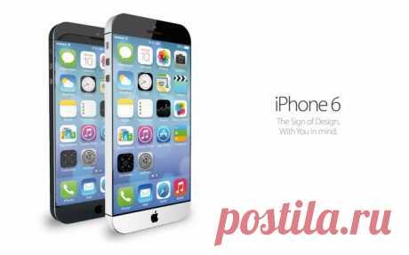 iPhone 6 выйдет с 6-дюймовым дисплеем | Новости free-cheese.com