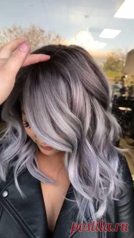 Великолепие серебристого: стильные идеи причёсок для седых волос – В РИТМЕ ЖИЗНИ