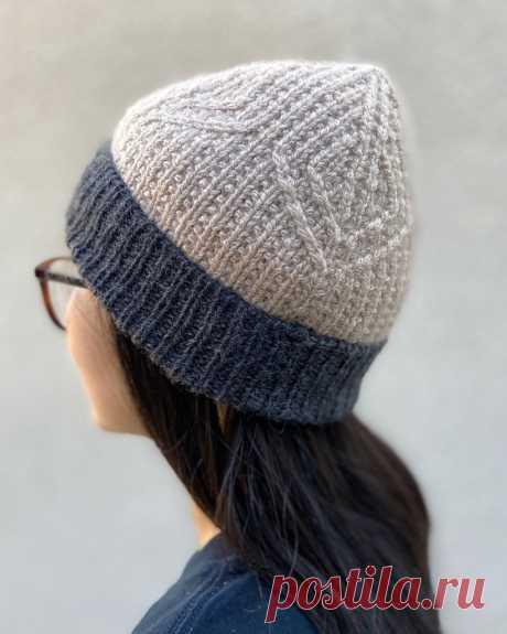 Ravelry: Almond Hat pattern by Luuanne Chau