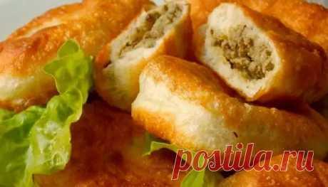 Пирожки с мясом «Советские»: раскрываем секрет сочной начинки - Вкусные рецепты - медиаплатформа МирТесен