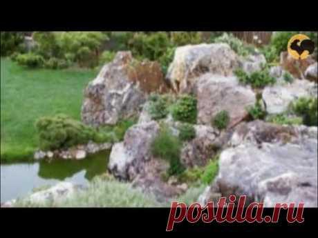 Каменный сад своими руками