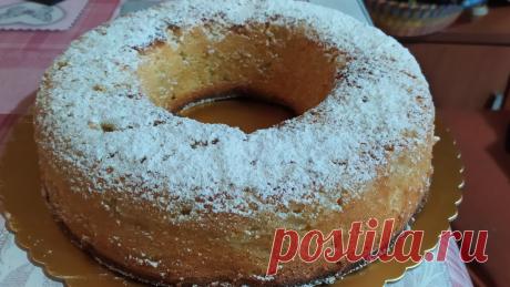 Фантастически вкусный сан-маринский кекс чиамбелла. Не путать с итальянскими бубликами!!! | DiDinfo | Яндекс Дзен
