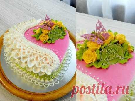 """УКРАШЕНИЕ ТОРТОВ, Торт """"ВАЙНОНА"""" от SWEET BEAUTY СЛАДКАЯ КРАСОТА , Cake Decoration"""