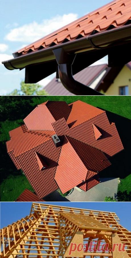 Строительство Крыши | StroimDom24.com