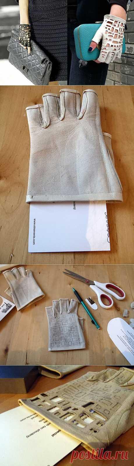 We alter gloves | HAIRPINS