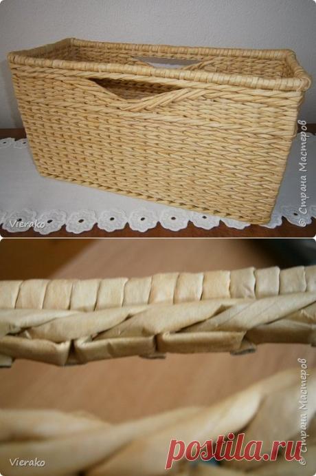 Коробка в стеллаж и кашпо | Страна Мастеров