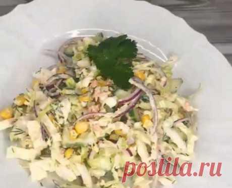 ПП салат с тунцом: рецепты с фото для ужина и перекусов