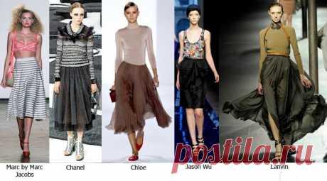Шьём юбки на любой вкус!!! 44 модели с выкройками!!! — Сияние Жизни