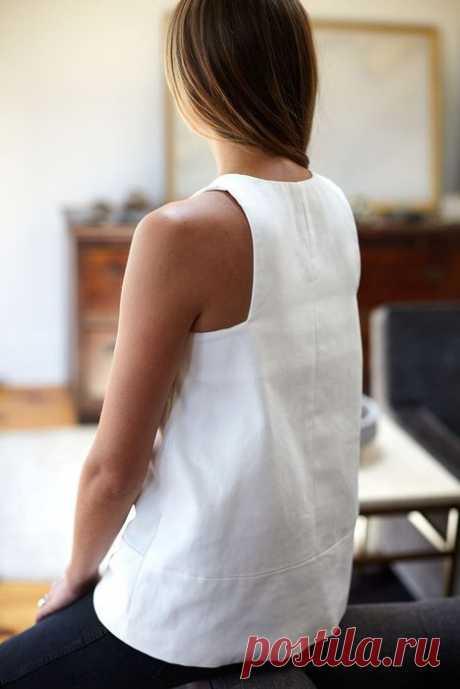 Детали белых блузок / Детали / ВТОРАЯ УЛИЦА - Выкройки, мода и современное рукоделие и DIY