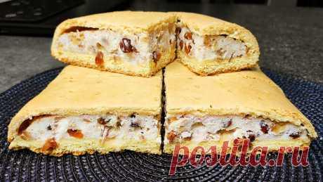 Запеканку теперь не делаю: нашла несложный рецепт творожного пирога, который тает во рту.   Ольга Лунгу   Яндекс Дзен