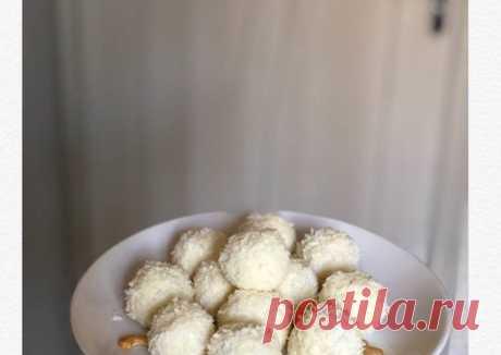 Рафаэлло❤️🥥 Автор рецепта Света Сенина - Cookpad