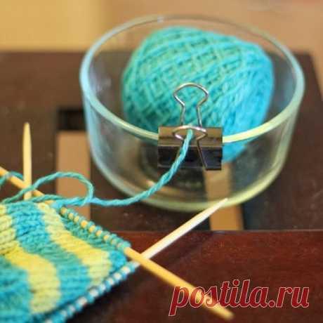 Чаша для вязания своими руками / Вязание / ВТОРАЯ УЛИЦА