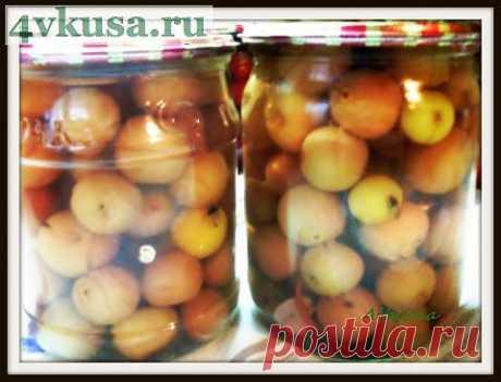 Варенье из райских яблочек