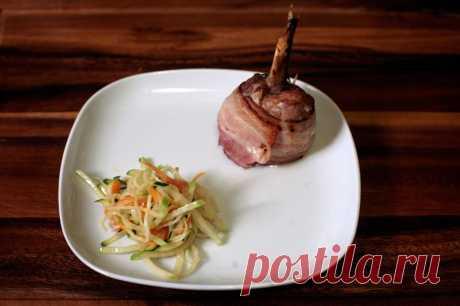 Отлично подойдет к праздничному столу;)) Куриные голени с черносливом — Вкусные рецепты