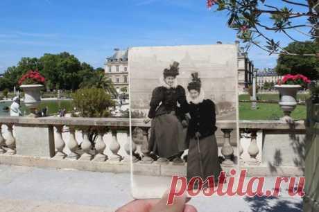 Как изменился Париж за 100 лет? / Туристический спутник