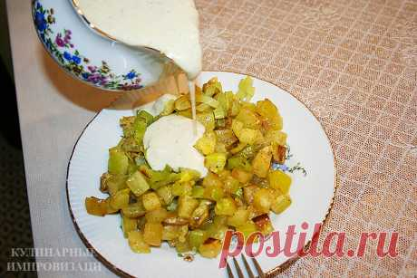 Соус «4 сыра», который украсит вкус любого блюда | Кулинарные импровизации | Яндекс Дзен