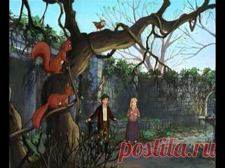 ▶ Таинственный сад (The Secret Garden) мультфильм - YouTube