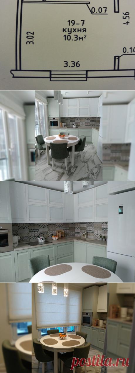 «Кдизайнерам мынеобращались». Посмотрите, какой ремонт кухни можно сделать за15 тысяч рублей   REALTY.TUT.BY
