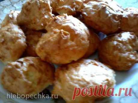 Сырные пончики с луком - Хлебопечка.ру