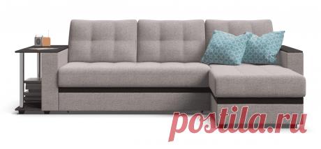 Угловой диван Атланта Люкс рогожка Malmo бежевый купить недорого на официальном сайте производителя Много Мебели. Подробное описание, фото, отзывы покупателей, характеристики и инструкция.