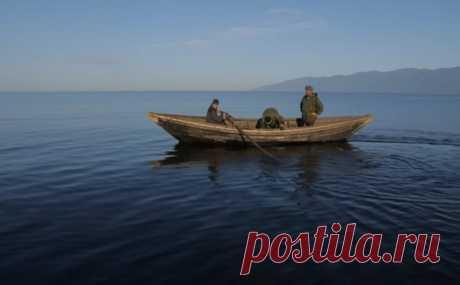Суровая рыбалка: Байкал   Видео дня