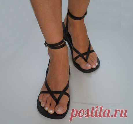 Комфортные сандалии - $50.00 USD