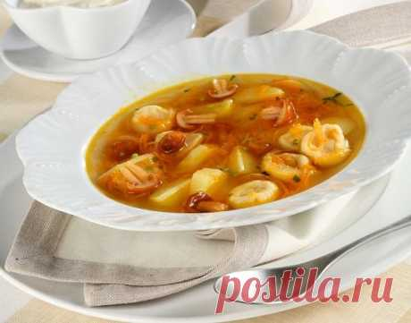 первые блюда в пост- материал с сайта 7 дач.ру