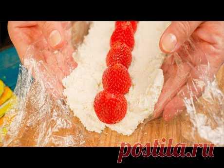 Гениальные десерты Без выпечки и без возни! 4 РЕЦЕПТА которые взорвут Ваши рецепторы