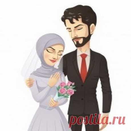 Никах мусульманская свадьба