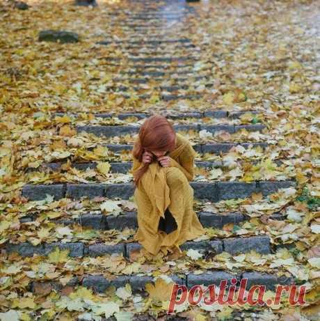…Жду осень. С таким нетерпением, что готова принести ей в жертву все остальные времена года. И я совсем не буду жалеть о содеянном. Мне нужна осень. Очень-очень. Она выпустит на свет тех, кто загнан в тёмный угол выживания. Она не заставит повторять жестокие, но правдивые слова: «Если мы все одиноки, то в одиночестве мы все вместе». Осень называют сезоном грусти. Я не согласна: настоящая грусть приходит вместе с летом, когда не с кем разделить щедрость солнца…   Эльчин Сафарли.  Я вернусь