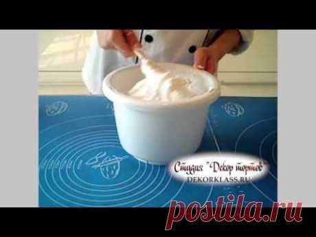 Slivochno yogurt cream