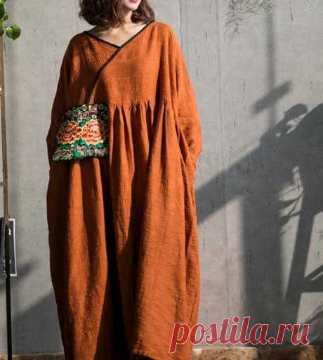 Womens Oversized Maxi dresses Womens robe Gown longsleeves   Etsy