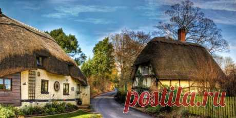 18 Gorgeous English Thatched Cottages – Britain and Britishness