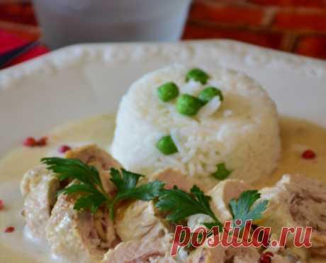 Секрет приготовления рассыпчатого риса