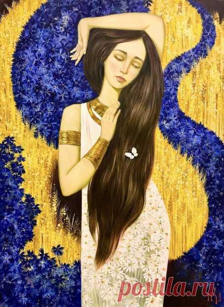 Я - Женщина! Я - Птица! Я - Мечта!…Климова Наталья Вениаминовна
