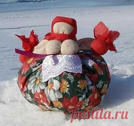 Русские куклы - обереги, обрядовые куклы