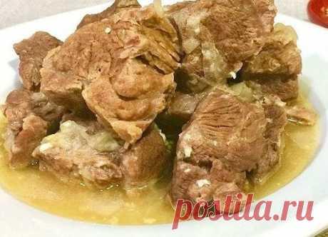 Идеальный рецепт приготовления мяса! Называется это блюдо мясом «по-кремлевски»