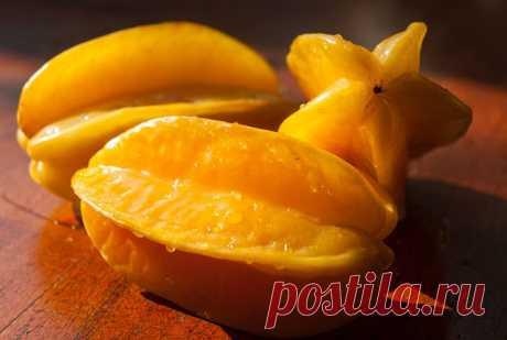 Гастрономия для смелых: экзотические фрукты, которые могут убить - InVkus