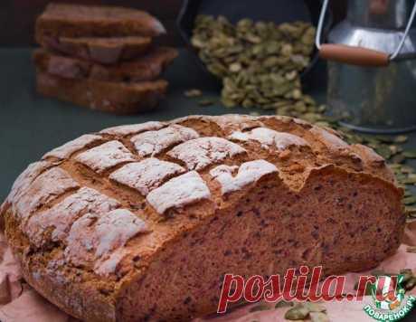 Хлеб домашний с разными семенами – кулинарный рецепт