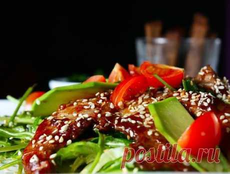 70 рецептов салатов - Портал «Домашний»