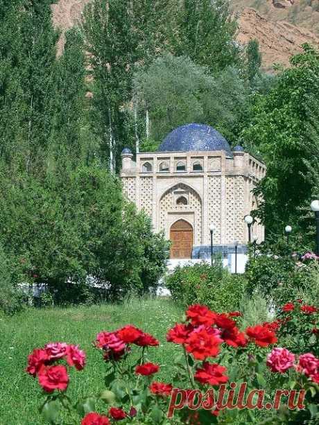 Таджикистан - сокровище посреди гор и степей Средней Азии