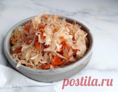 Соленая капуста рецепт 👌 с фото пошаговый