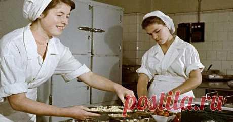 Блюда советских столовых: интересная подборка | Со Вкусом