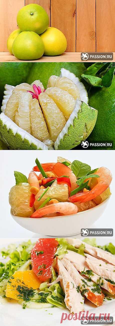 Всё о фрукте помело | ПолонСил.ру - социальная сеть здоровья