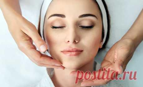 Положительное влияние массажа лица на кожу