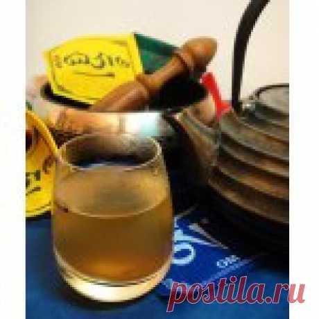 """Тибетский чай """"Тензин"""" - кулинарный рецепт"""
