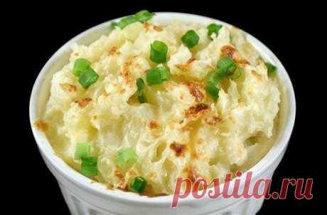 Картофельное пюре по-мексикански