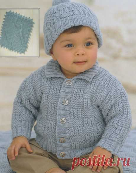 0cb286ae5c54b baby child knitting pattern cardigan pompom hat and blanket in double knit  from birth to age