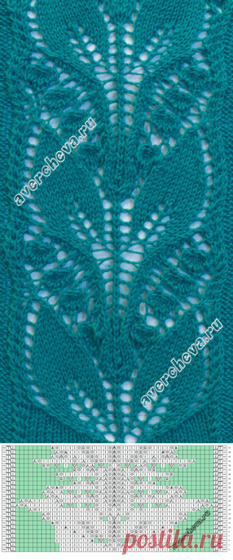 "Pattern 619th ""lilies of the valley\"" 