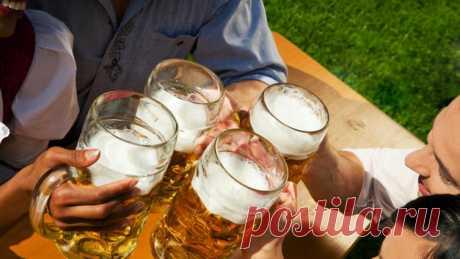 Как появился праздник пива в России? | Культура, искусство, история